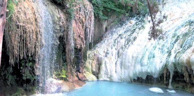 Terme gratis in italia relax a costo zero - Terme di bagni san filippo ...