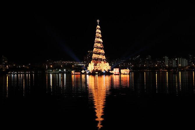 Le Piu Belle Immagini Di Natale Nel Mondo.I 10 Alberi Di Natale Piu Belli Del Mondo