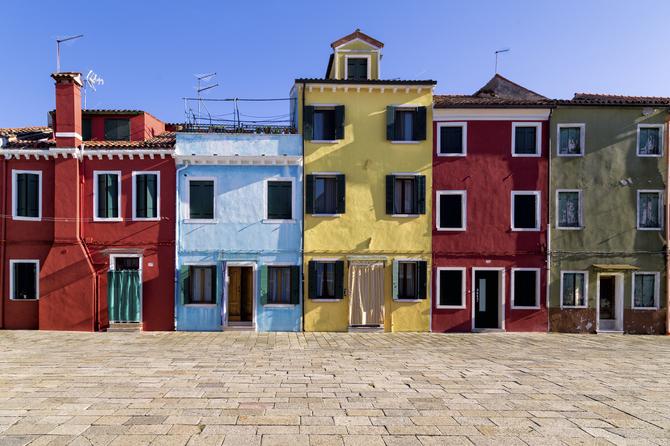 Arcobaleni sui muri i quartieri colorati nel mondo - Muri di casa colorati ...