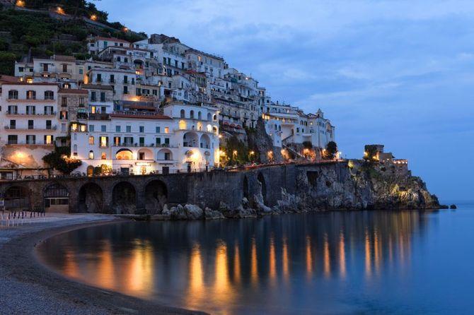Le 25 citt costiere pi belle d 39 italia for Immagini di belle case