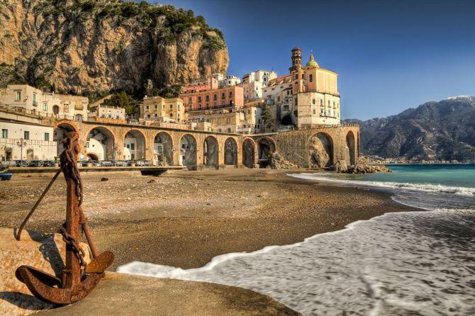 Le 25 citt costiere pi belle d 39 italia for Luoghi abbandonati nord italia