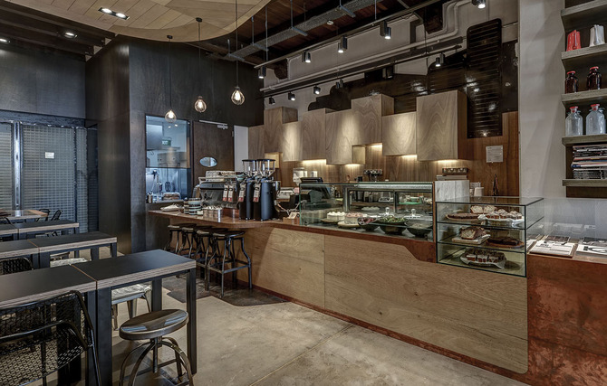 Le 13 caffetterie pi belle del mondo for Immagini caffetteria