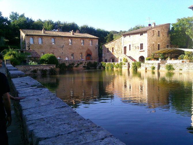 Le 10 migliori terme d 39 europa c 39 anche l 39 italia - Le terme bagno vignoni hotel ...