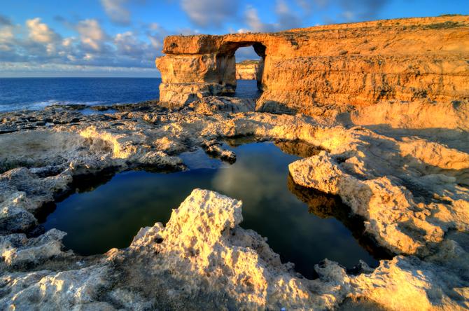 Le location de il trono di spade ecco come sono in realt - Malta finestra azzurra ...