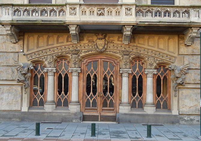 10 imperdibili capitali europee dell 39 art nouveau 1 in italia for Casa moderna torino