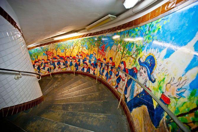 I Piu Bei Murales.Le Citta Con I Murales Piu Belli Del Mondo Una In Italia