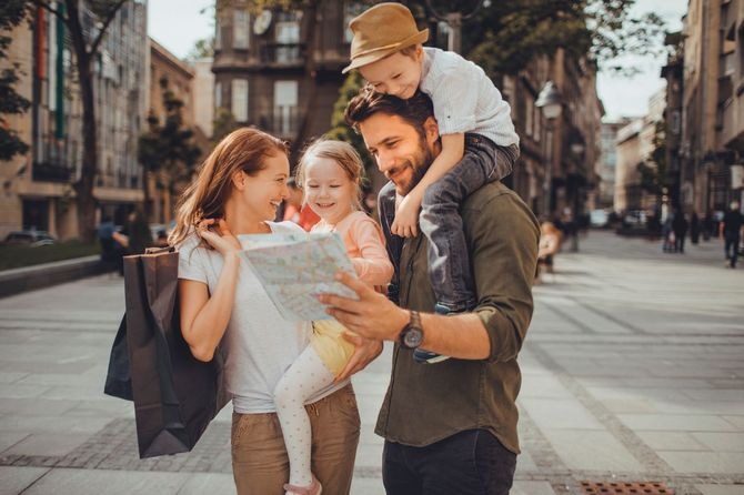 16 viaggi perfetti per tutta la famiglia for Vacanze in famiglia