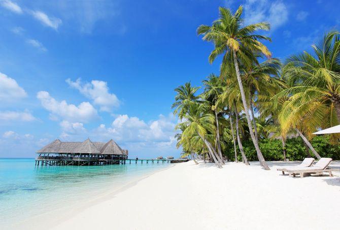 10 spiagge di sabbia bianca più belle del mondo