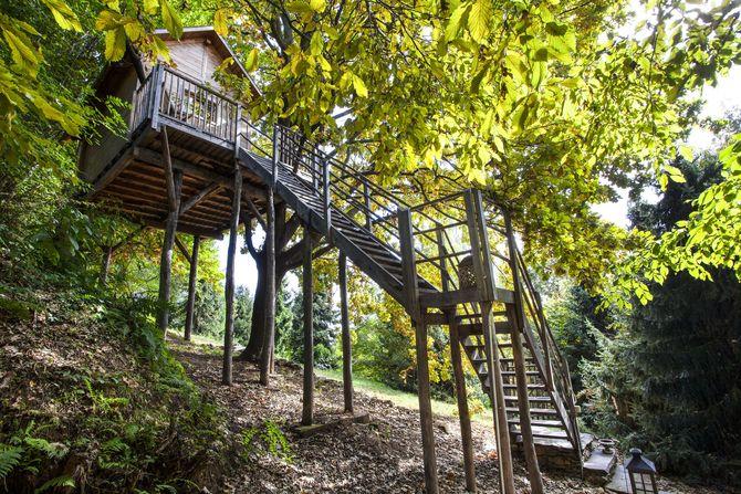 Piemonte di charme in 29 hotel da sogno - Il giardino dei semplici manta ...