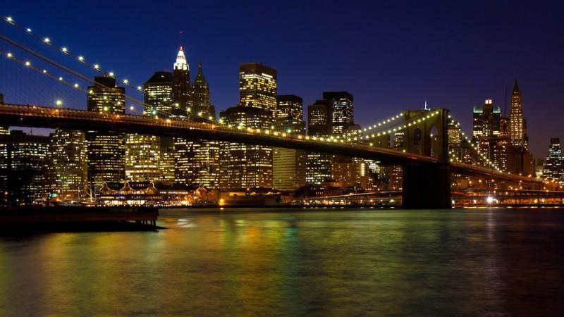 New york i 5 luoghi preferiti dai vip for Foto di ponti su case