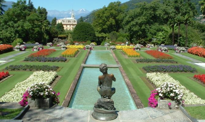 Lago maggiore tra parchi e giardini - Foto di giardini fioriti ...