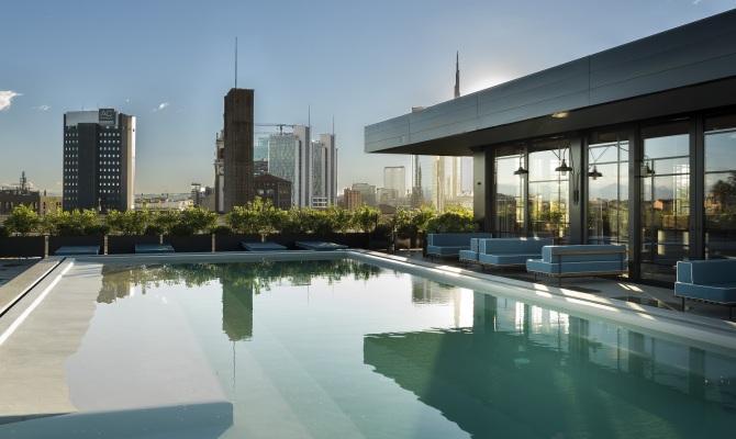 Ceresio7 aperitivo con piscina e design - Milano sport piscine ...