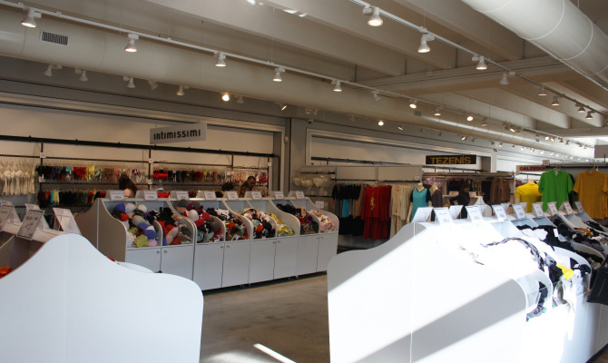 Avio shopping intimo da calzedonia for Orari negozi trento