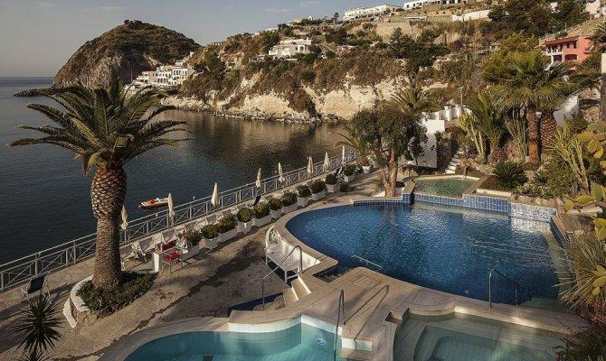Ischia le terme per la psoriasi - Hotel con piscine termali all aperto ...