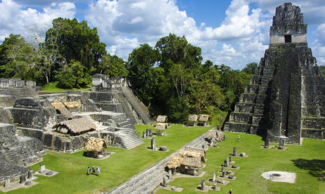 I siti archeologici maya pi belli for Siti architetti famosi