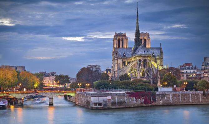 I luoghi pi romantici della francia - Simboli di immagini della francia ...