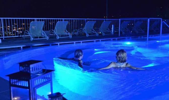 Terme di mezzanotte a saint vincent - Alberghi saturnia con piscina termale ...