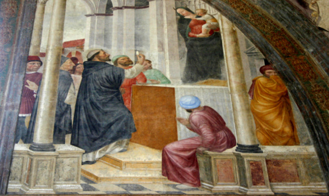 Milano cosa nasconde la basilica di sant 39 eustorgio for Piazza sant eustorgio