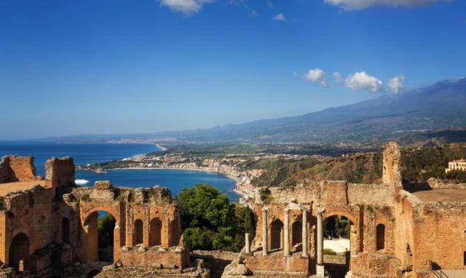 Casa cuseni il giardino che affaccia sulle bellezze di taormina - La finestra sul mare taormina ...