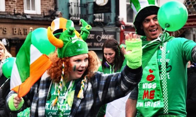 Dublino al verde per san patrick - San patrizio per i bambini ...