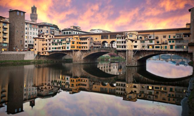 Firenze nascosta i luoghi meno conosciuti dai turisti for Foto di ponti coperti