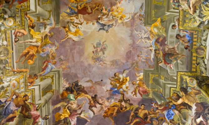 Roma Cosa Nasconde La Chiesa Di Sant Ignazio