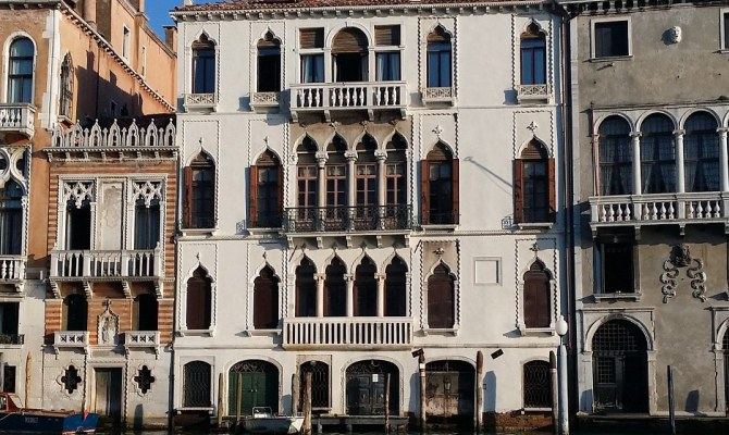 Venezia in vendita il palazzo di loren ed hemingway for Soggiorno a venezia economico