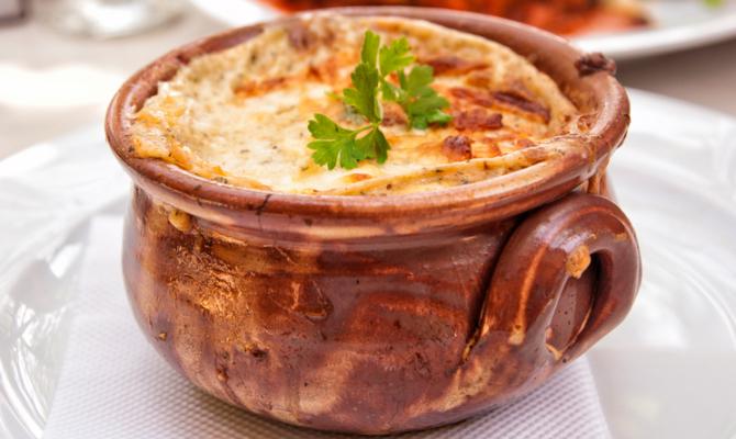 Moussaka sapore di grecia for Piatto della cucina povera