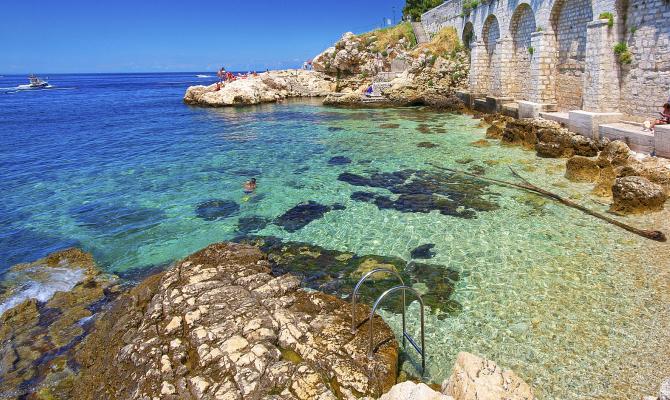 Istria l essenza del wellness mediterranea for Alberghi rovigno croazia
