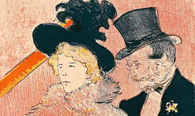 Imperdibili mostre in piemonte da balla a toulouse lautrec for Lautrec torino