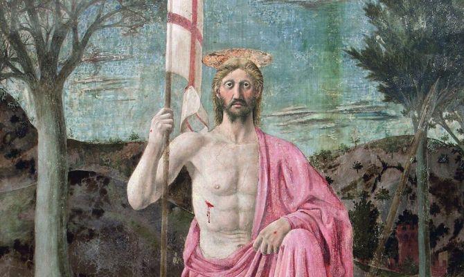 Ad Arezzo Piero Della Francesca e Caravaggio