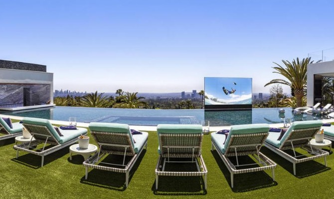Bel air la villa pi costosa al mondo - La casa piu costosa al mondo ...