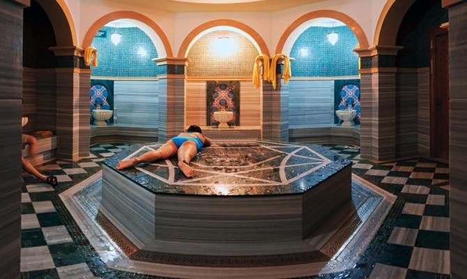 A istanbul il vero bagno turco - Il bagno turco dipinto ...