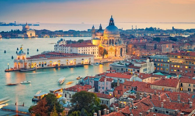 Venezia e la sua laguna le curiosit for La sua e la sua costruzione