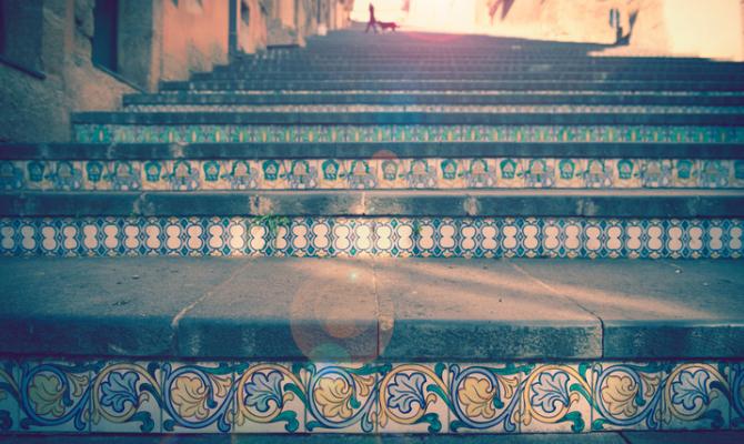 Sciacca ritrovate maioliche del un denunciato la sicilia