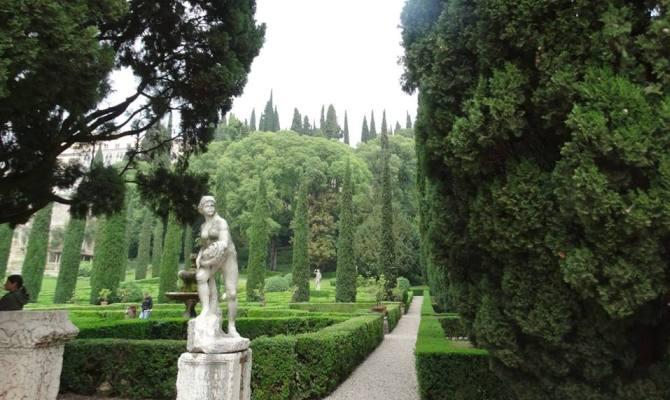 Come Giardini Giusti Verona Foto Di Giardino Stile