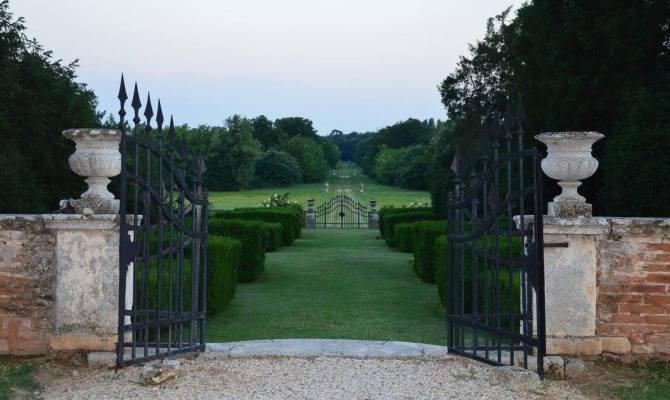 Villa fracanzan piovene i giardini con il serraglio - Ville con giardino foto ...