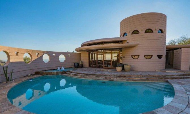 Arizona la villa di frank lloyd wright in vendita for Frank lloyd wright piani per la casa
