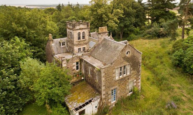 Scozia il castello pagato il triplo della cifra richiesta for Costo medio per costruire una casa con 3 camere da letto
