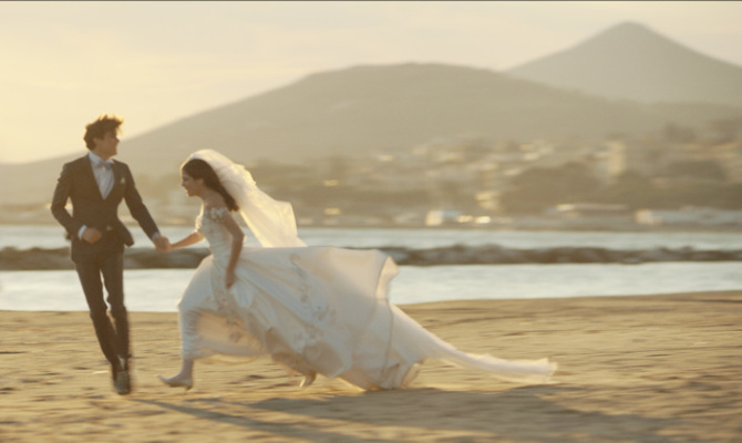 Matrimonio Sulla Spiaggia Gaeta : Gaeta e formia insieme nei compromessi sposi di abatantuono e salemme