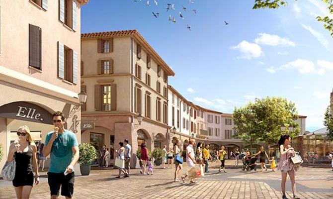 Provence designer outlet tra design e sostenibilit for Citta design outlet