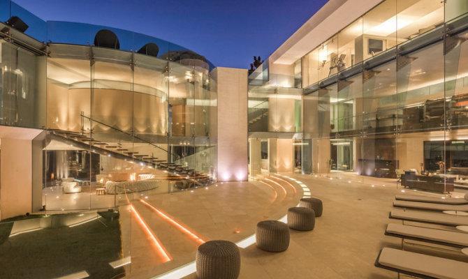 California la nuova casa ultramoderna di alicia keys for Casa ultramoderna