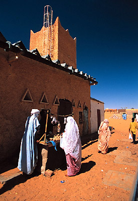 turismo gay mauritania