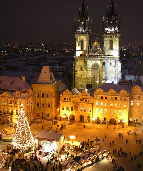 Immagini Di Natale Nel Mondo.Magie Di Natale Nel Mondo