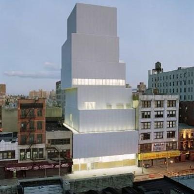 New york arte architettura e design for New york architettura contemporanea