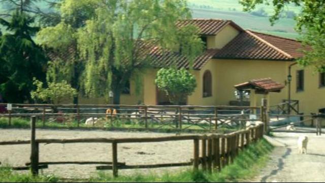 Gli agriturismi pi romantici for Rimodernato ranch di entrata del ranch