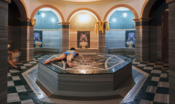 Istanbul il paradiso dell hamam - Il bagno turco trailer ...