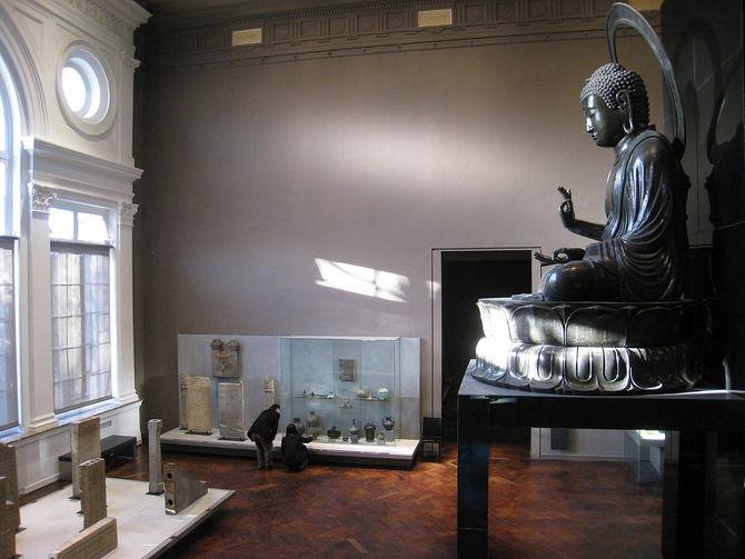 Bouddha Amida - Cernuschi