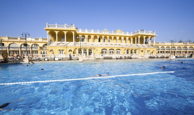 Weekend a Budapest: bagni termali anche d\'inverno