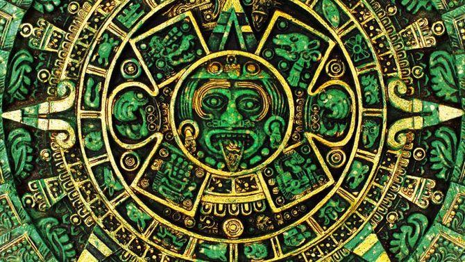 Calendario Dei Maya.Aspettando La Fine Del Mondo Con I Maya